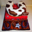 Horseshoes Birthday Cakes