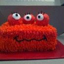 Alien/Monster Birthday Cakes