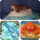 Under the Sea Birthday Cakes