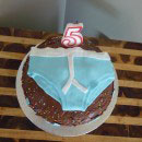 Boxer Shorts and Underpants Birthday Cakes