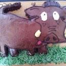 Warthog Birthday Cakes