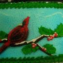 Cardinal Birthday Cakes
