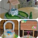Wishing Well Birthday Cakes