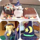 Wizard Birthday Cakes