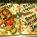 The Walking Dead Birthday Cakes
