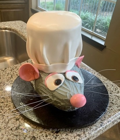 Meet Ratatouille Chef