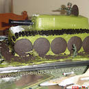 Tank Birthday Cake Picture Collection