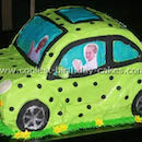 Car Birthday Cake Ideas