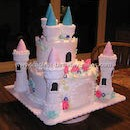 Castle Birthday Cake Ideas