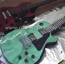 Guitar Birthday Cake Ideas