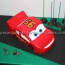 Lightning McQueen Cake Ideas