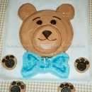 Teddy Bear Birthday Cake Ideas