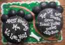 Coolest Dog Paws Cake
