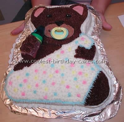 Childrens Birthday Cake Recipe