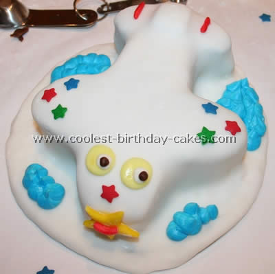 Airplane Cake Pictures