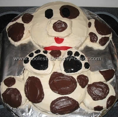 Dog Birthday Cake Picture