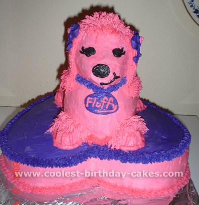 Doggie Cake Recipes