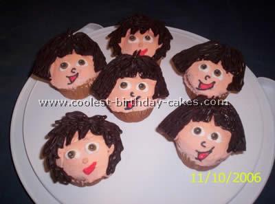 Dora Cake Photo - Swiper the Fox