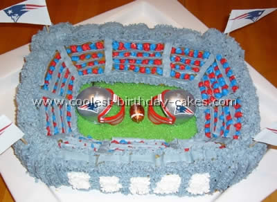 Coolest Football Birthday Cake Photos And Tips